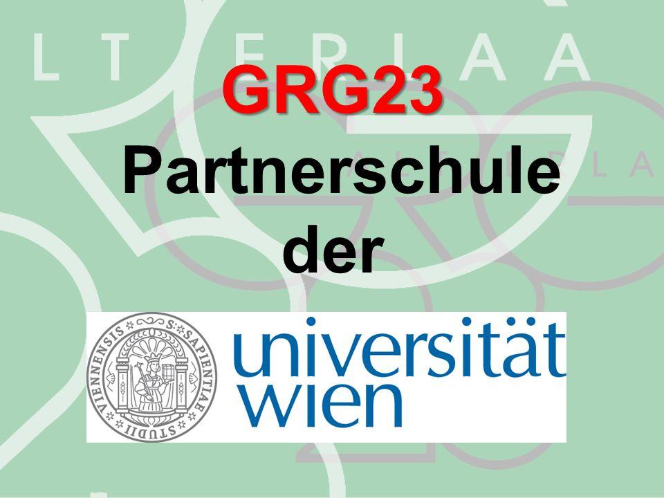 GRG23 Partnerschule der