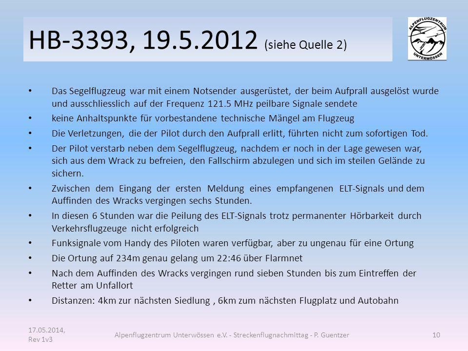 HB-3393, 19.5.2012 (siehe Quelle 2)