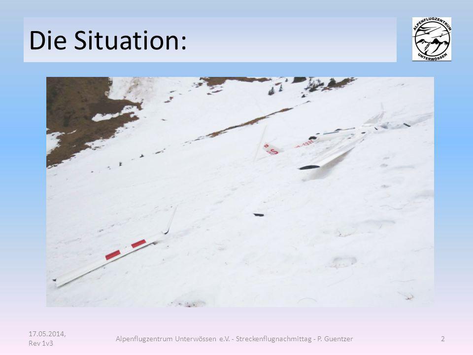 Die Situation: 17.05.2014, Rev 1v3. Alpenflugzentrum Unterwössen e.V.