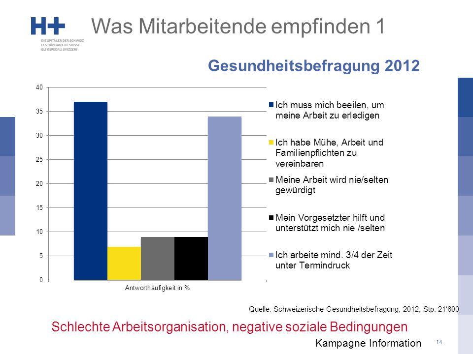 Gesundheitsbefragung 2012