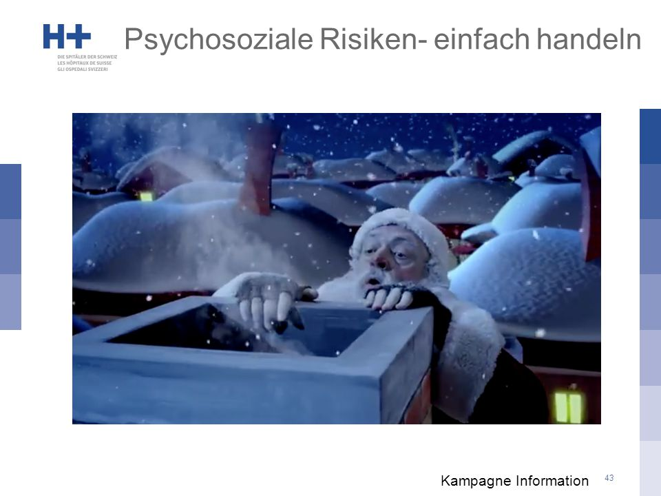 Psychosoziale Risiken- einfach handeln