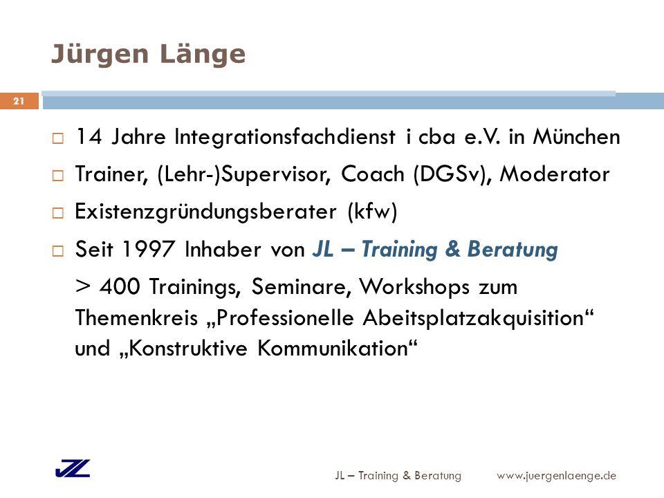 14 Jahre Integrationsfachdienst i cba e.V. in München