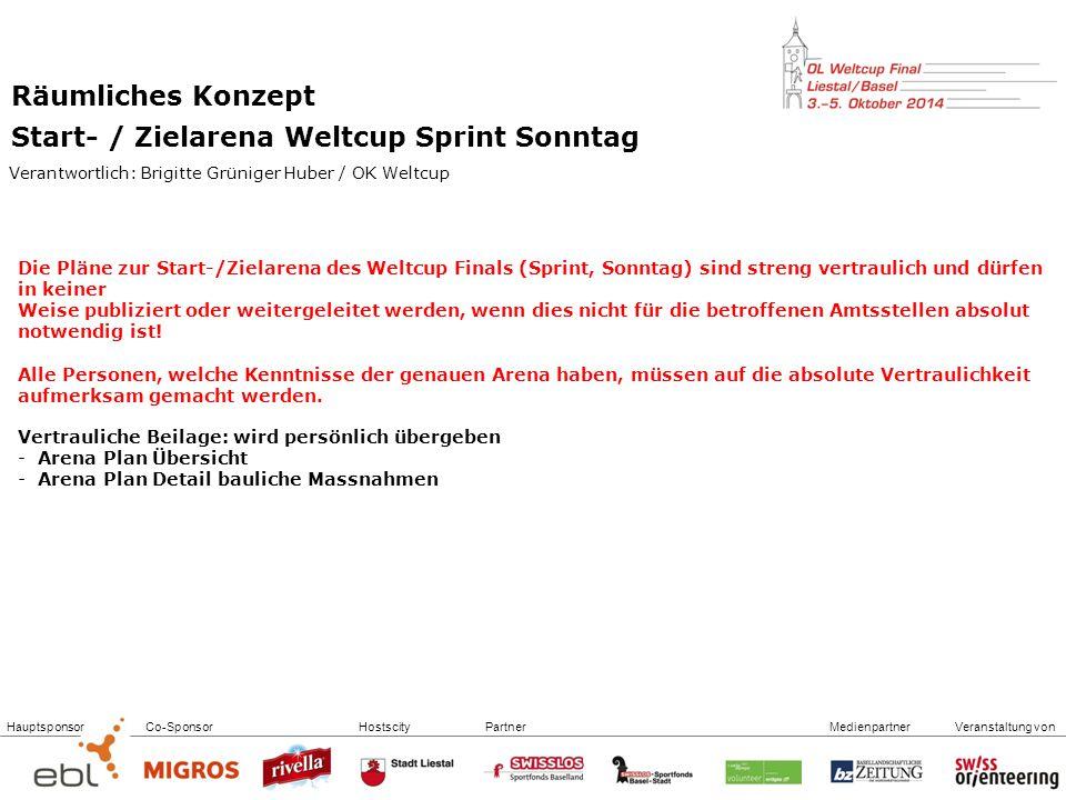 Start- / Zielarena Weltcup Sprint Sonntag