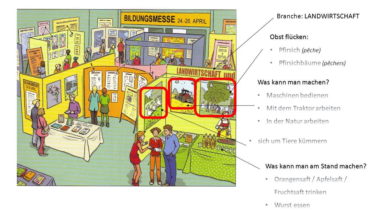 Branche: LANDWIRTSCHAFT