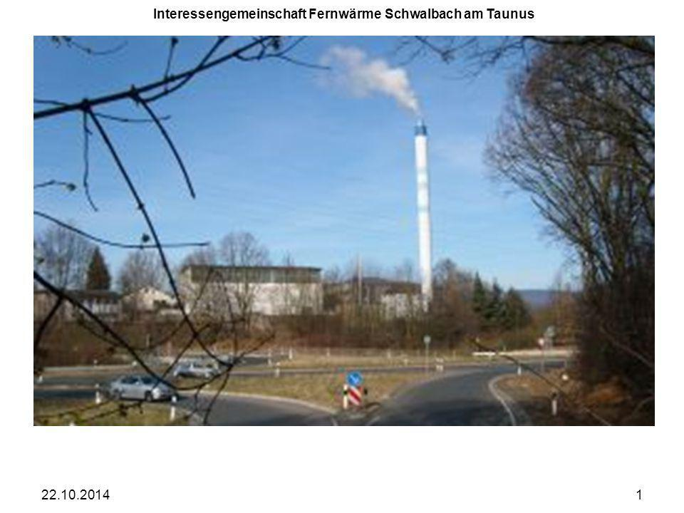 Interessengemeinschaft Fernwärme Schwalbach am Taunus