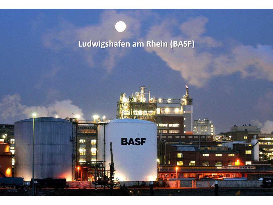 Ludwigshafen am Rhein (BASF)
