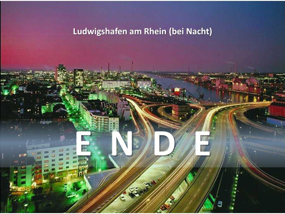 Ludwigshafen am Rhein (bei Nacht)