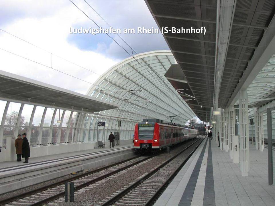 Ludwigshafen am Rhein (S-Bahnhof)