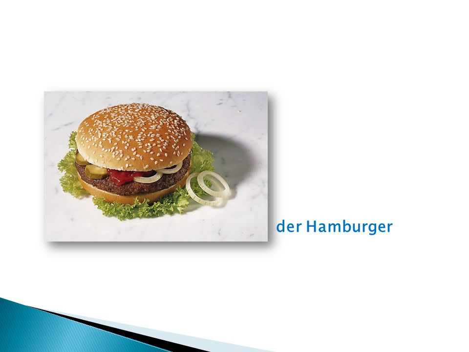 der Hamburger