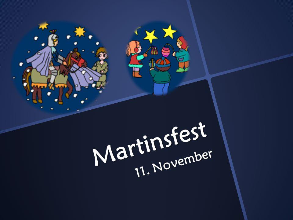 Martinsfest 11. November