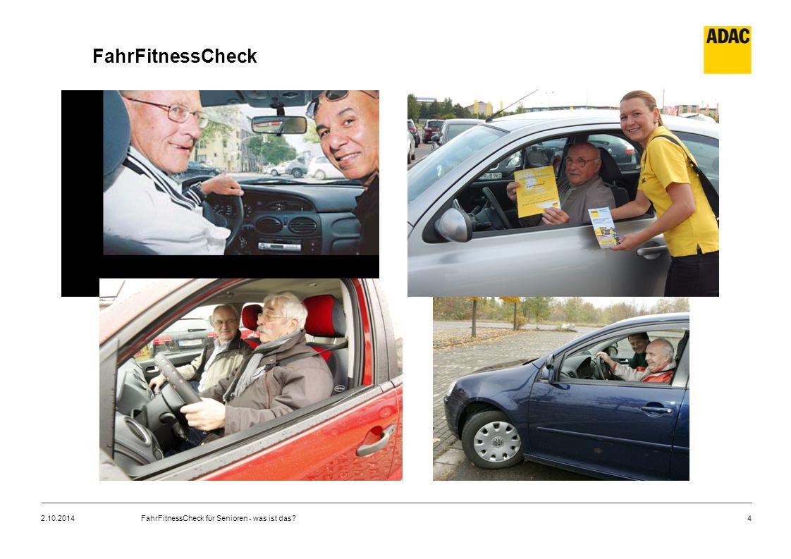 FahrFitnessCheck 2.10.2014 FahrFitnessCheck für Senioren - was ist das 4