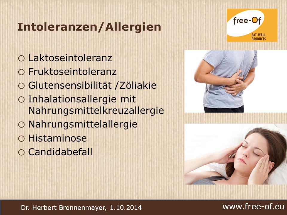 Intoleranzen/Allergien