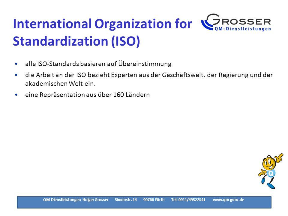 Diese Präsentation verschafft einen Einblick in die Überarbeitung der ISO 9001, die 2015.
