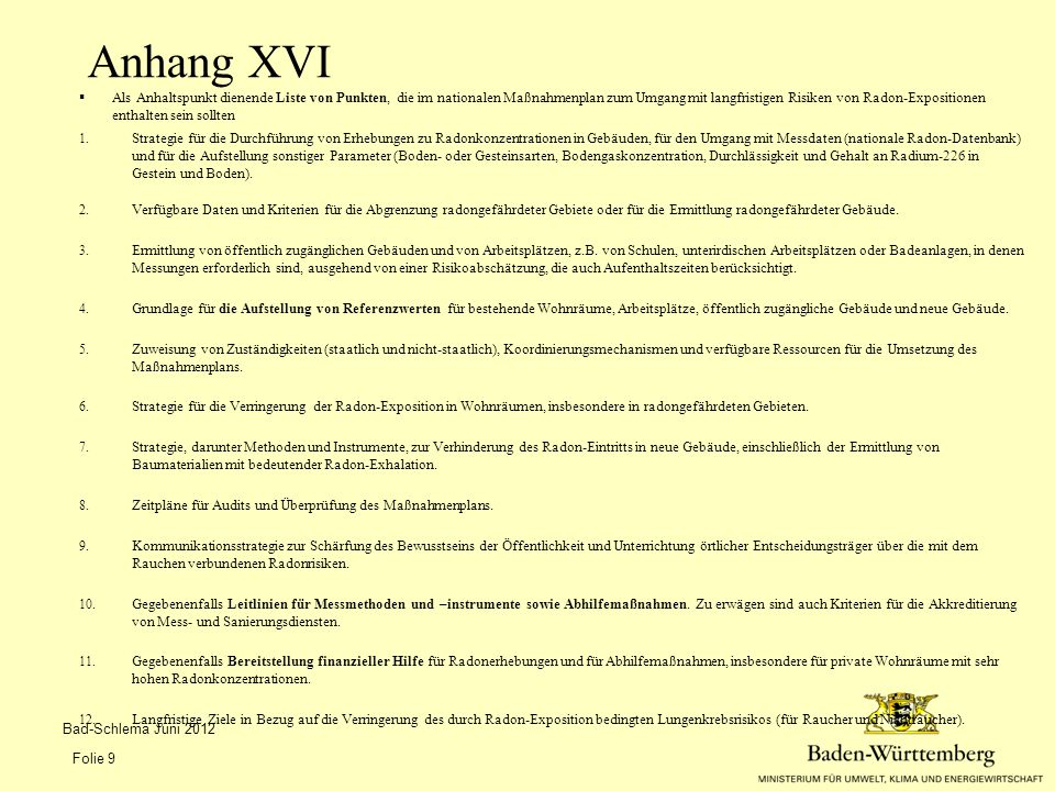 Anhang XVI Titel des Vortrags (Menü Ansicht / Kopf- und Fußzeile / Notizblätter und Handzettel)