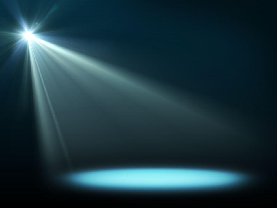 Gott reinlassen und schon erhellt sich die Dunkelheit