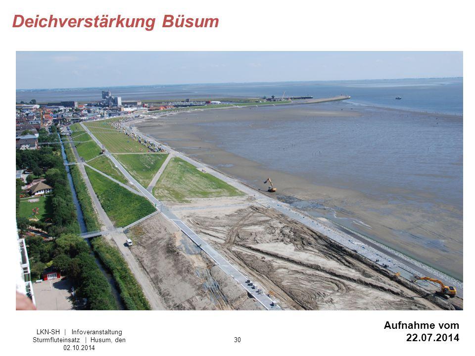 LKN-SH | Infoveranstaltung Sturmfluteinsatz | Husum, den 02.10.2014