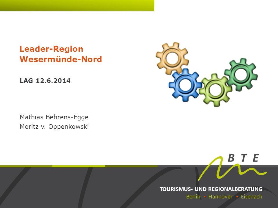 Leader-Region Wesermünde-Nord