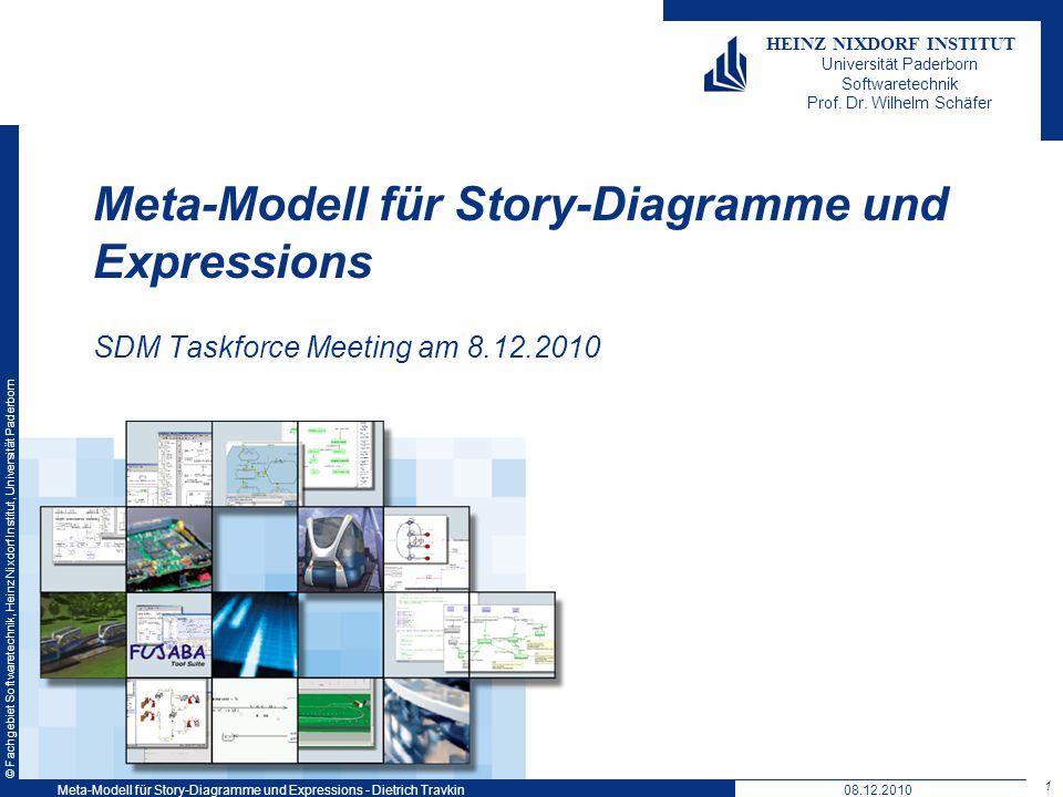Meta-Modell für Story-Diagramme und Expressions