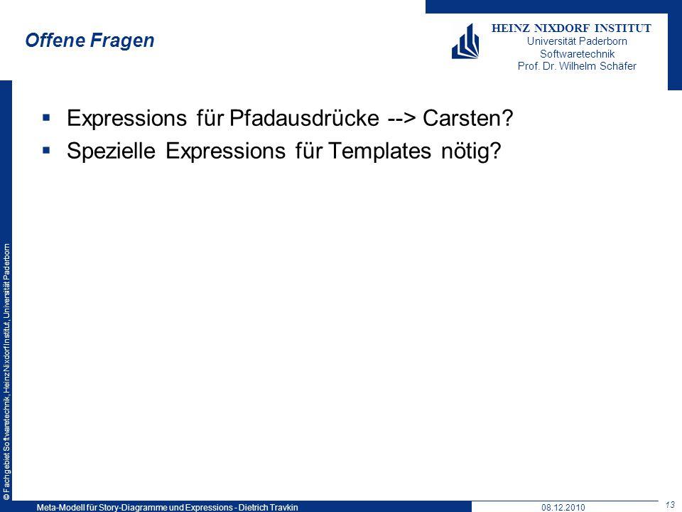 Expressions für Pfadausdrücke --> Carsten