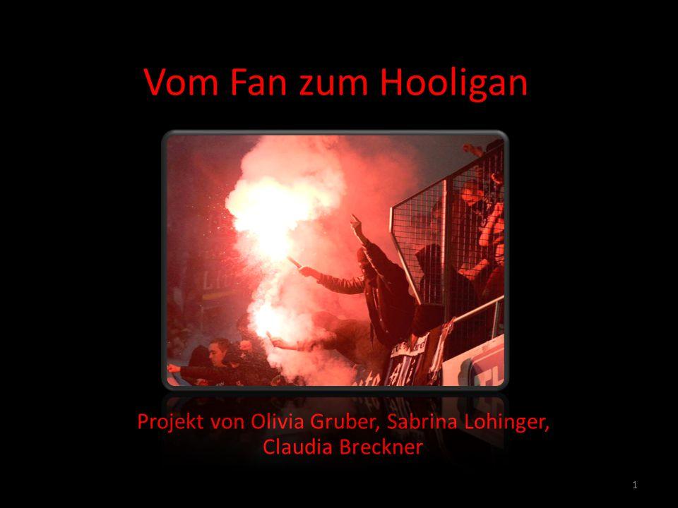 Projekt von Olivia Gruber, Sabrina Lohinger, Claudia Breckner