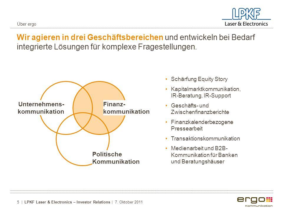 Über ergo Wir agieren in drei Geschäftsbereichen und entwickeln bei Bedarf integrierte Lösungen für komplexe Fragestellungen.