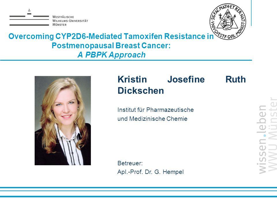 Kristin Josefine Ruth Dickschen