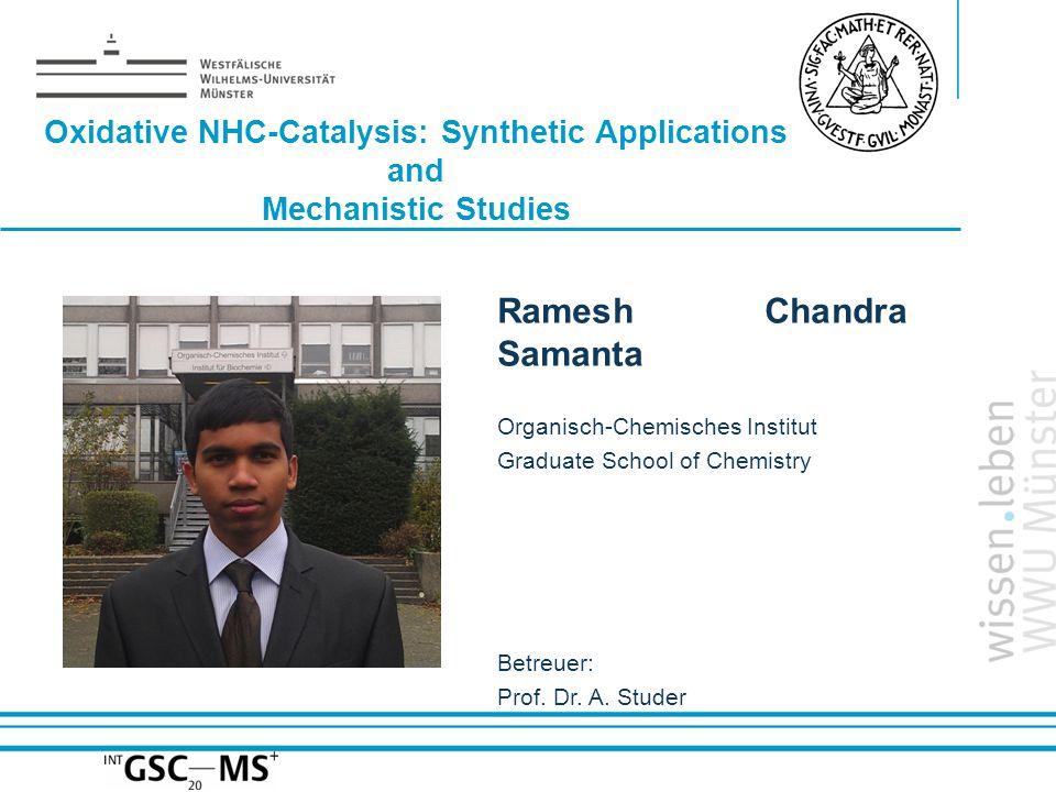 Ramesh Chandra Samanta