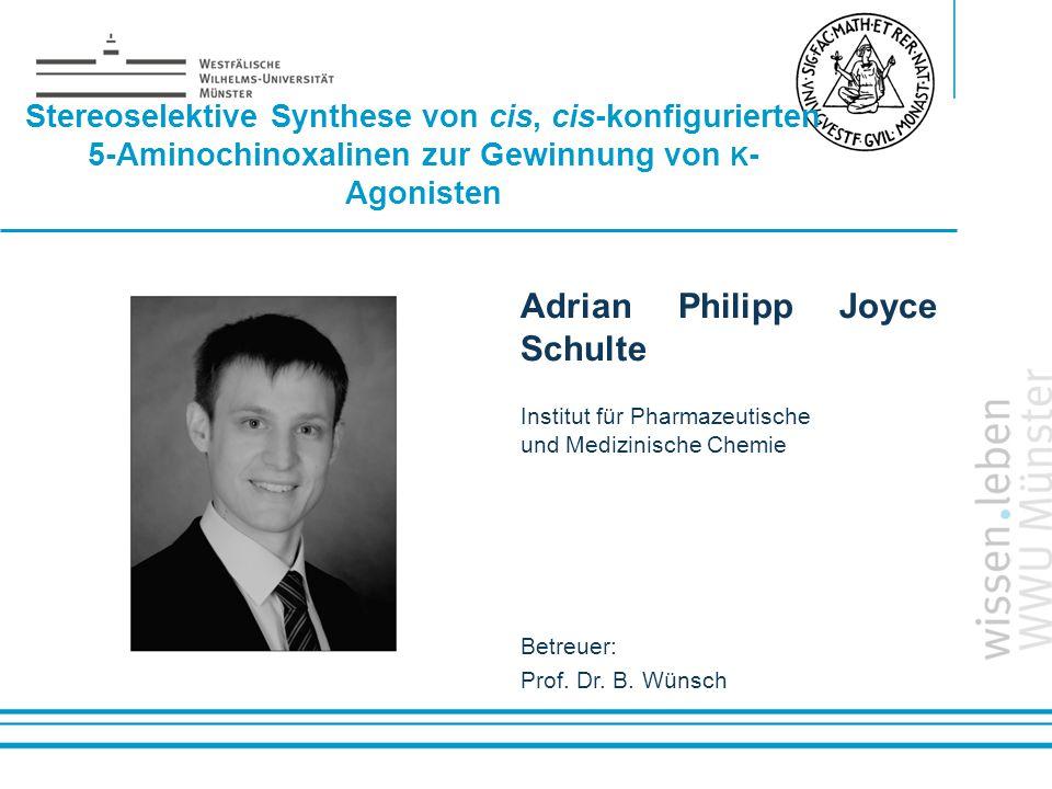 Adrian Philipp Joyce Schulte