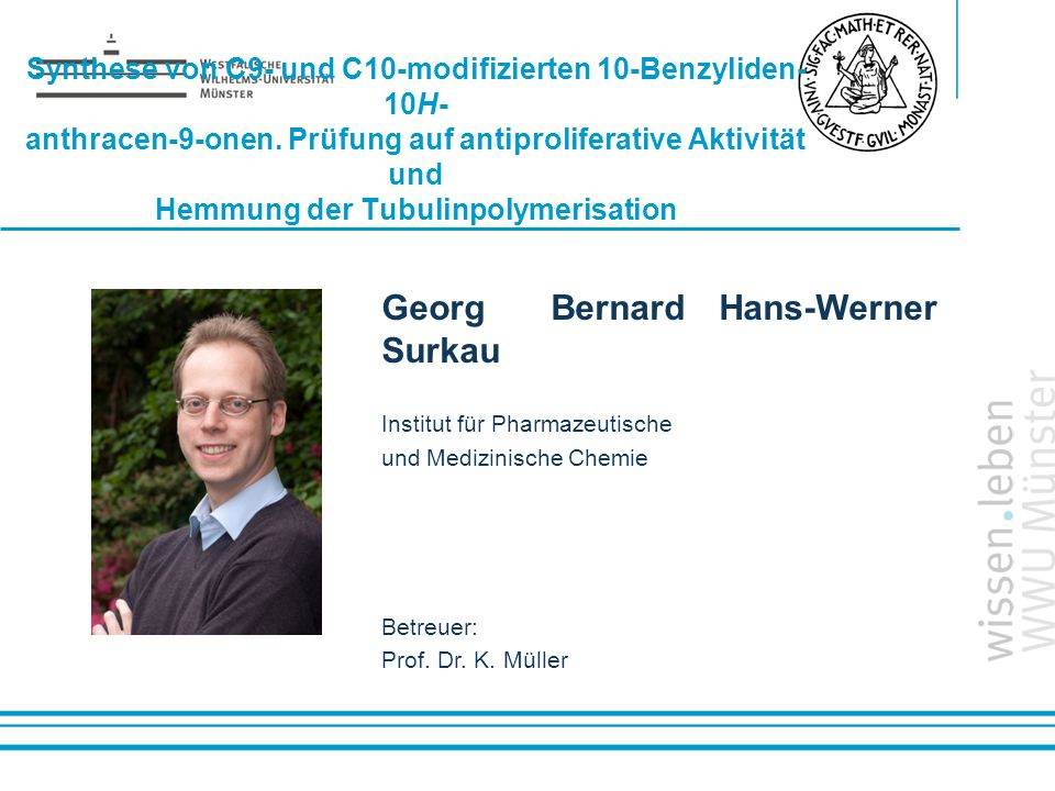 Georg Bernard Hans-Werner Surkau