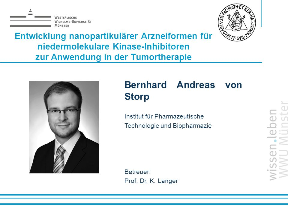 Bernhard Andreas von Storp