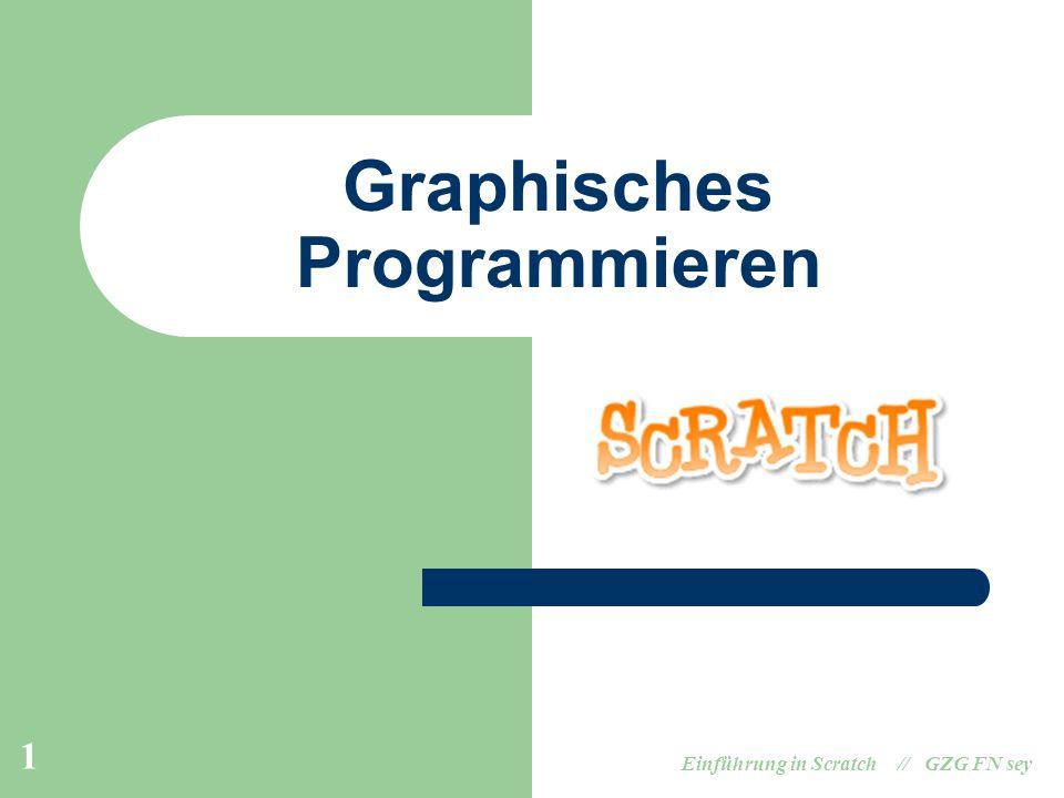 Graphisches Programmieren