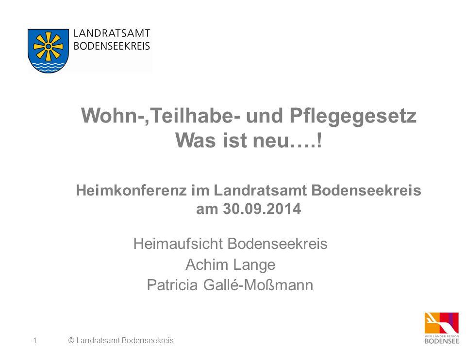 Heimaufsicht Bodenseekreis Achim Lange Patricia Gallé-Moßmann