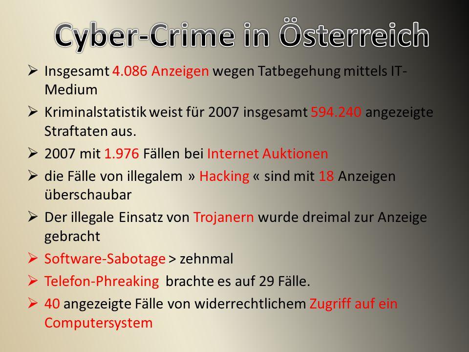 Cyber-Crime in Österreich