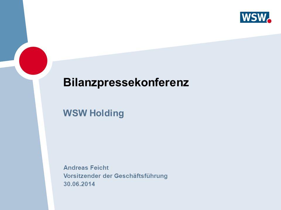 Bilanzpressekonferenz
