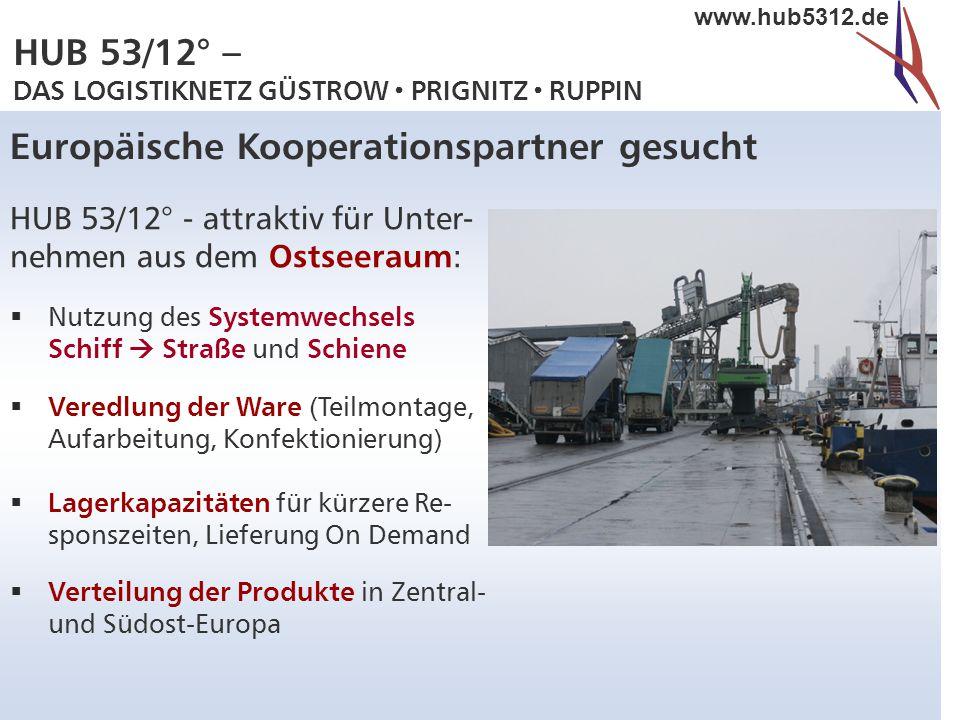 Europäische Kooperationspartner gesucht