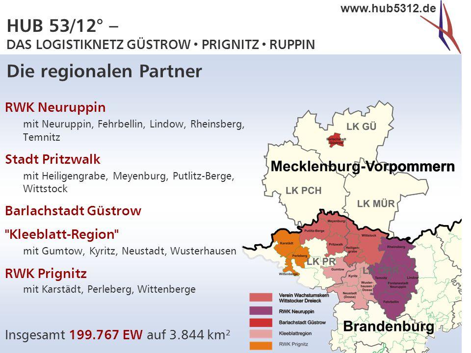 Die regionalen Partner
