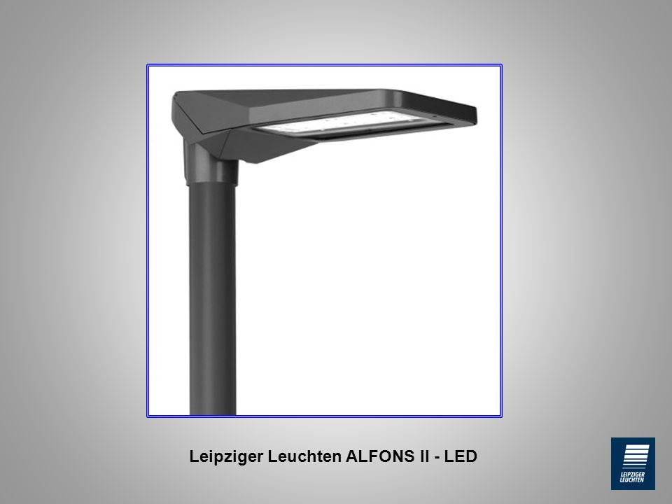 Leipziger Leuchten ALFONS II - LED