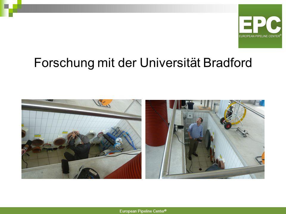 Forschung mit der Universität Bradford