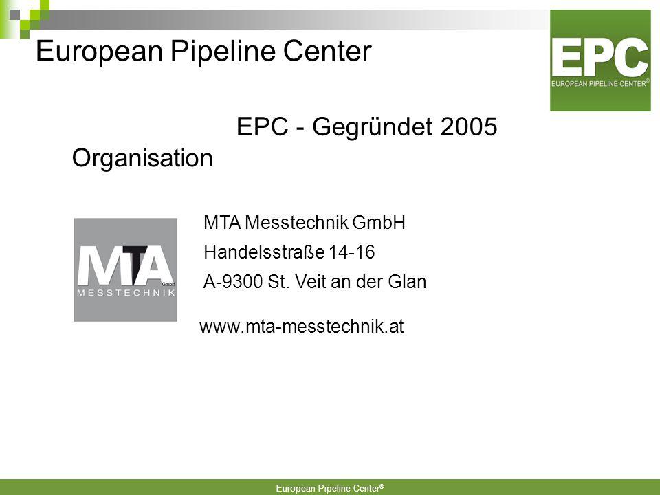 European Pipeline Center