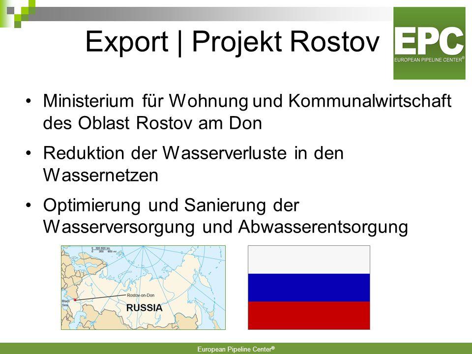 Export | Projekt Rostov