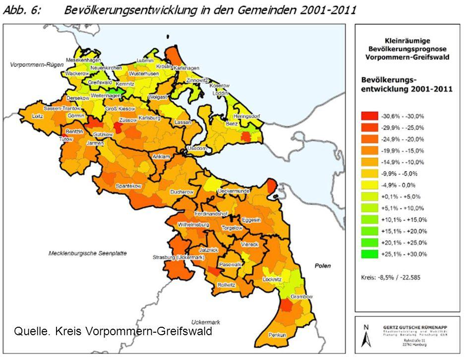 Quelle. Kreis Vorpommern-Greifswald