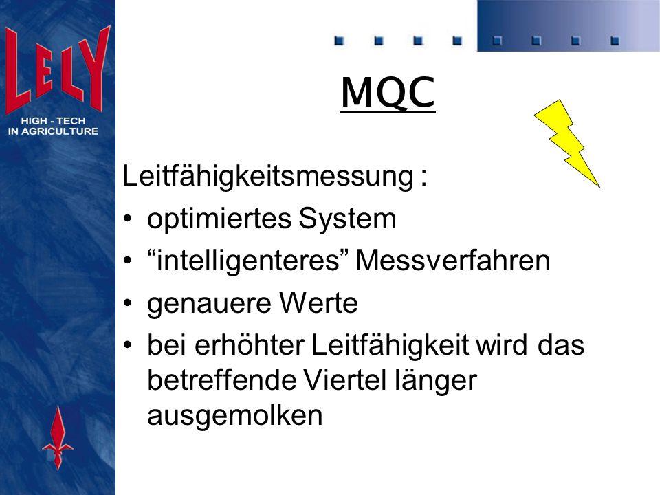 MQC Leitfähigkeitsmessung : optimiertes System