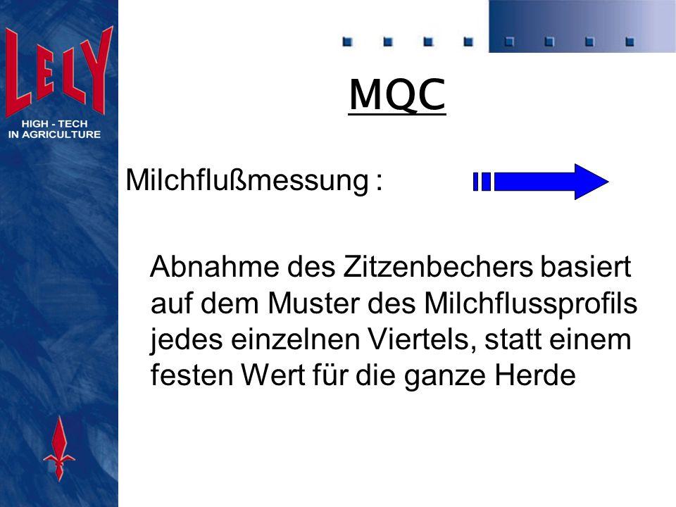 MQC Milchflußmessung :