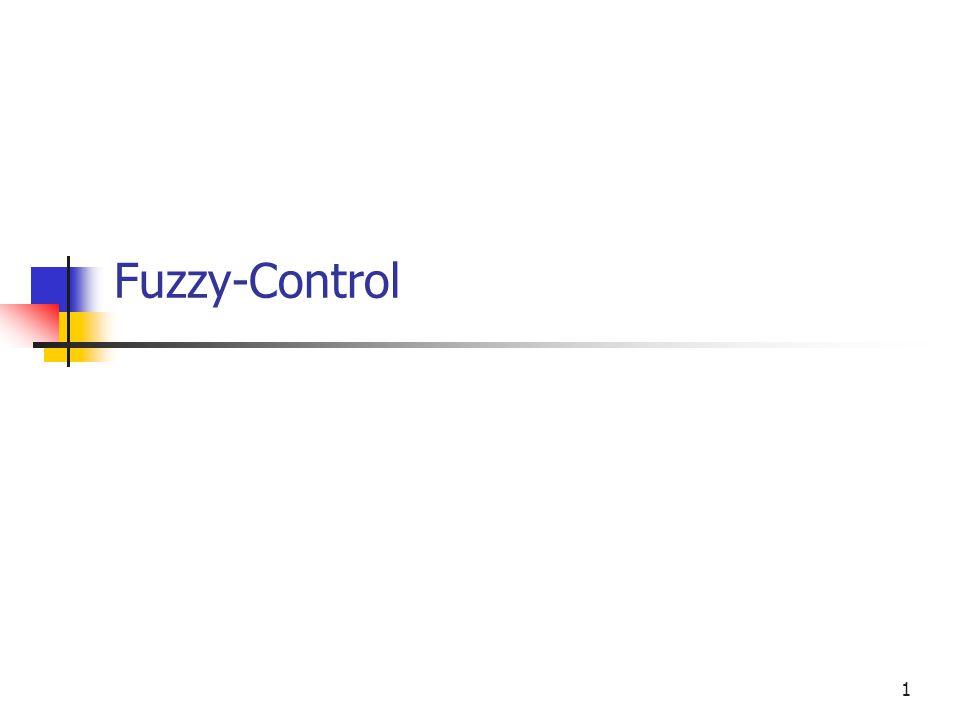 Fuzzy-Control