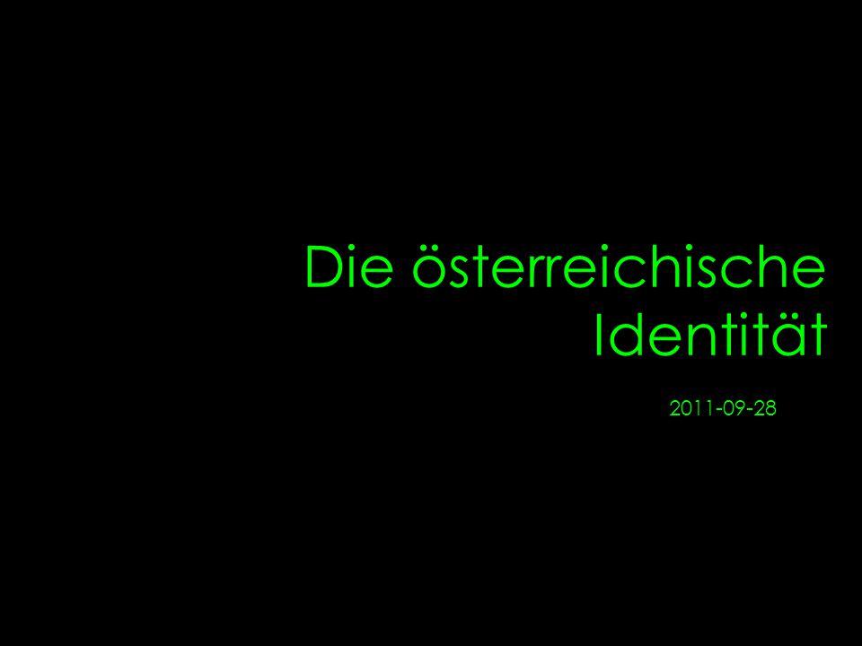 Die österreichische Identität