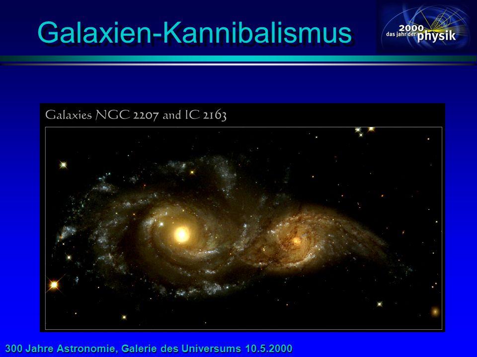 Galaxien-Kannibalismus