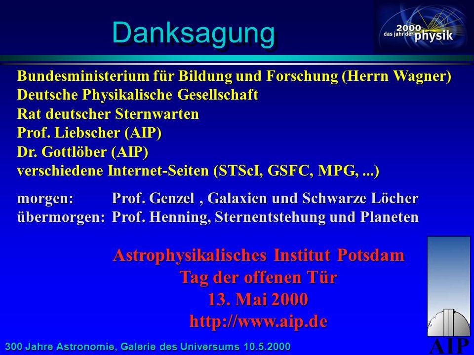 Astrophysikalisches Institut Potsdam