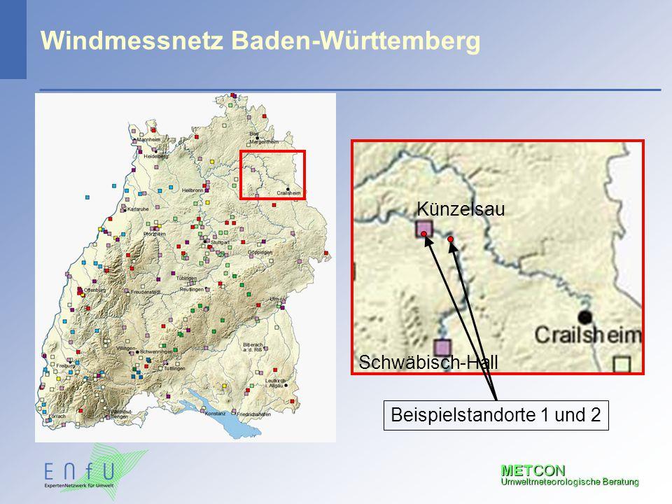 Windmessnetz Baden-Württemberg