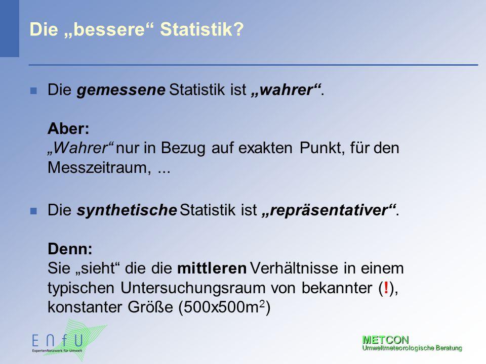 """Die """"bessere Statistik"""