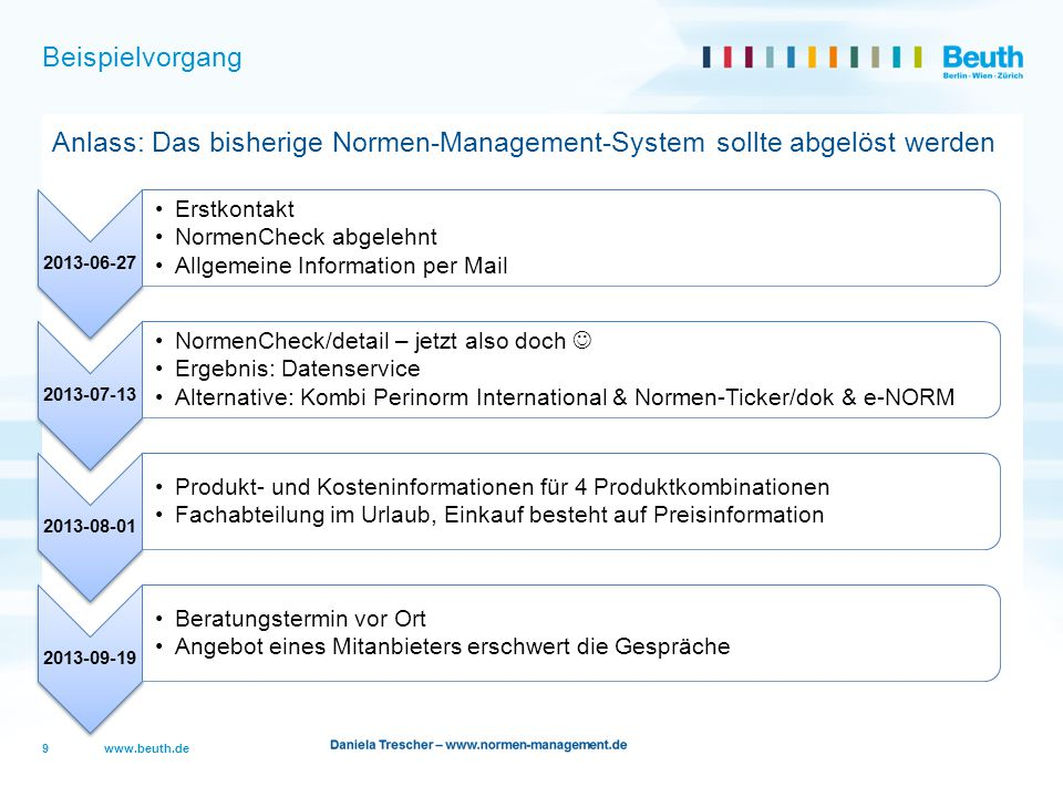 MA-Informationsveranstaltung Beuth2015